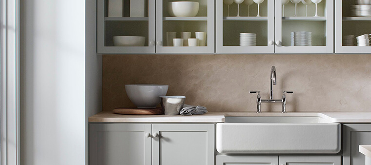 Fireclay kitchen sink #3