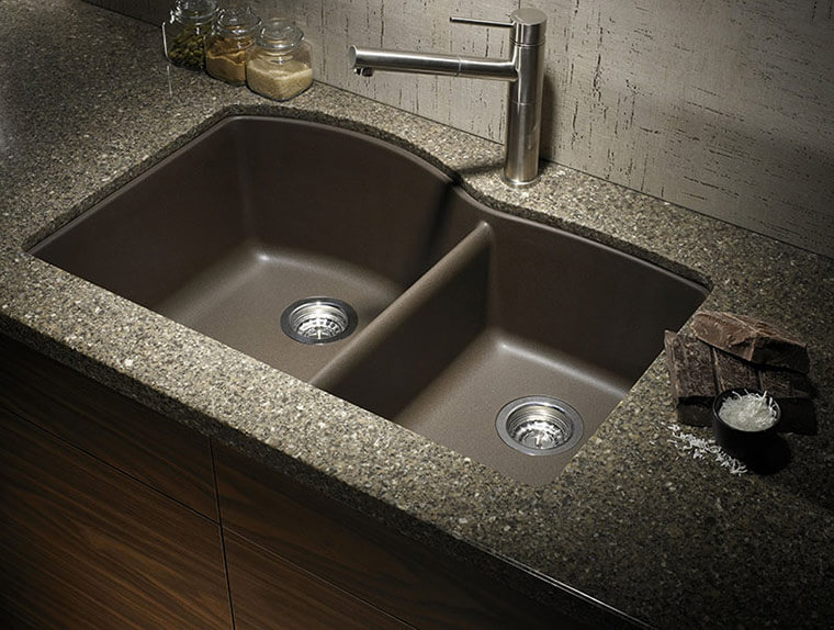 brown-composite-granite-sink